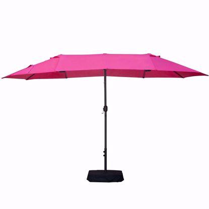 Picture of Ardonia 9' Patio Umbrella - Pink
