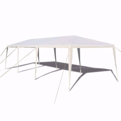 Picture of Lorenz 30' x 10' Rectangular Outdoor Canopy